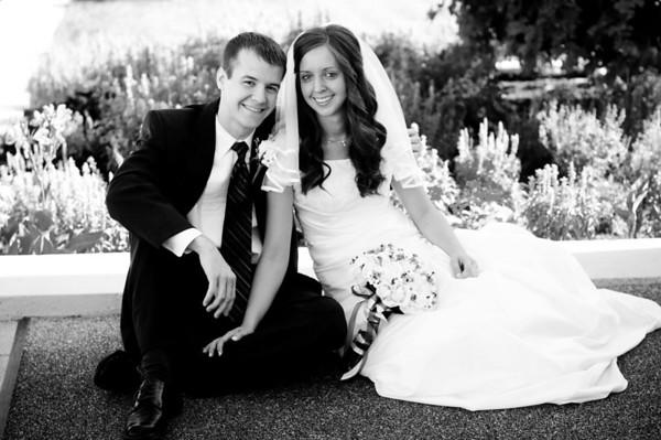 Ben and Laurilee bridals
