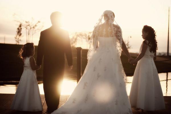 J and E--wedding