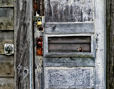 Cathlamet Door