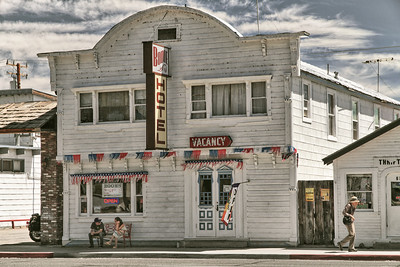 Bodie Hotel - Bridgeport, CA