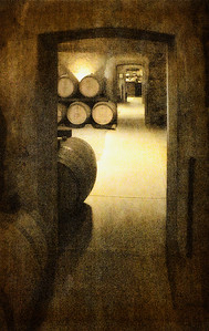 Rubicon Barrel Room