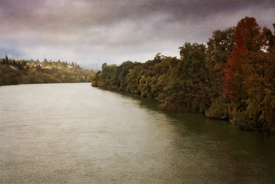 Autumn on the River