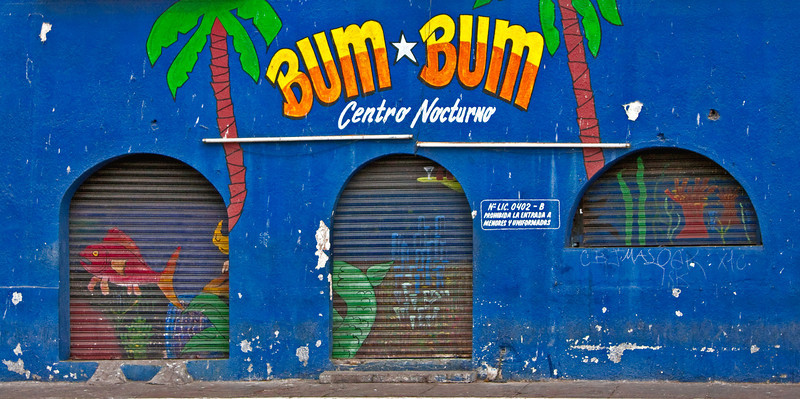 Bum Bum (Mazatlan, Mexico, 2011)