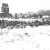 Lost between the snow and the sky (Ukrainian Village, Alberta, Canada, 2011)