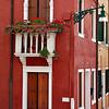 Balcony (Burano, Italy 2011)