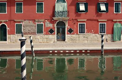Burano palace (Burano, Italy 2011)