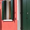 Window and entrance door (Murano, Italy 2011)