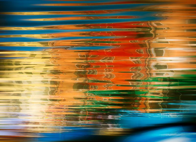 Dream of Murano reflections