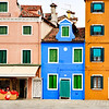 Lined up colours (Burano, Italy 2011)