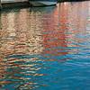 Boats on watercolors (Murano, Italy, 2011)