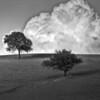 Clouding over (Via Cassia - SR 2 near Piancastagnaio, Italy 2011)