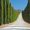 Corridor (Agriturismo Poggio Covilli, SR2 - Via Cassia near Bagno Vignoni, Italy 2011)