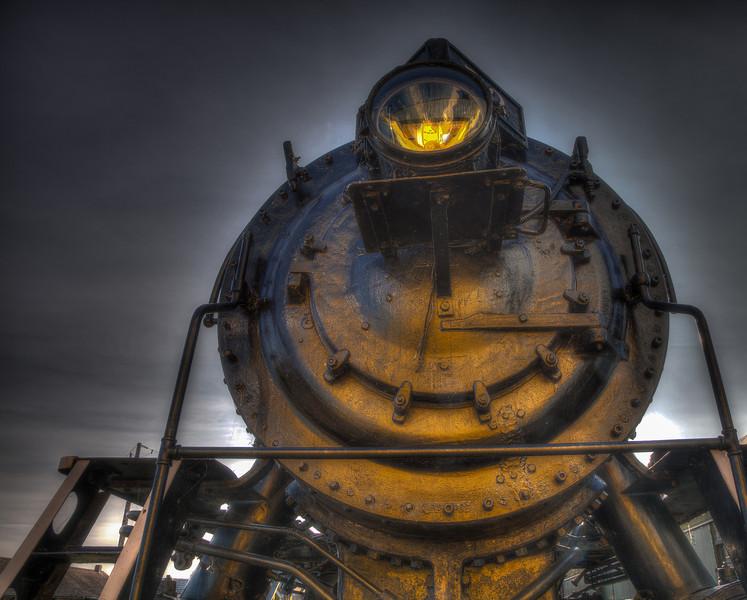 Klondike Gold Express (Alberta Railway Museum, Edmonton, Canada 2012)