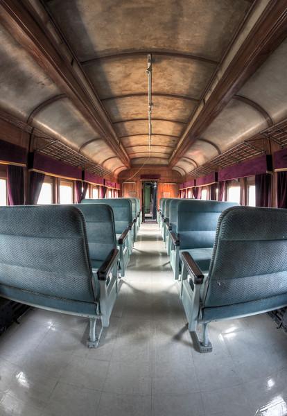Retired in a museum (Alberta Railway Museum, Edmonton, Canada 2012)