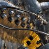 Engine gold (Alberta Railway Museum, Edmonton, Canada 2012)