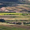 Montichiello farmland