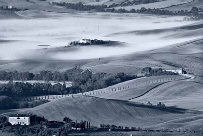 Tuscany landscapes - June 2012