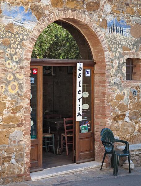 Osteria (Montisi, Italy 2012)