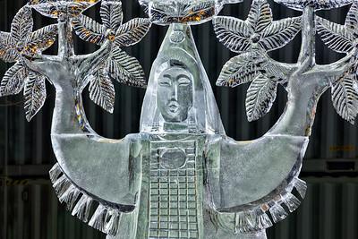 Ice Sculptures 2013