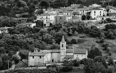 Village of Santa Maria del Ponte