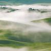 Raising fog
