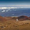 Volcanoland (from the top of Mauna Kea at 4200 m, Big Island, Hawaii, USA 2013)
