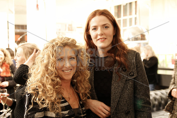 Kelly Hoppen and Clare Nolan, Clare Nolan's Book Launch 'Making a House Your Home' at The Conran shop, Chelsea, London_29Nov11