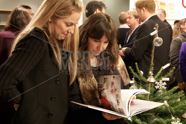 Clare Nolan's Book Launch 'Making a House Your Home' at The Conran shop, Chelsea, London_29Nov11