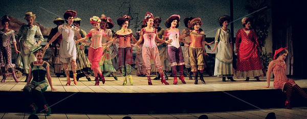 Pirates of Penzance,English National Opera,London,UK.