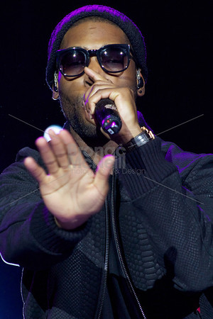 Tinie Tempah, Global, Capital Radio's Jingle Bell Ball, The O2, London. 9Dec2012 ©BronacMcNeill