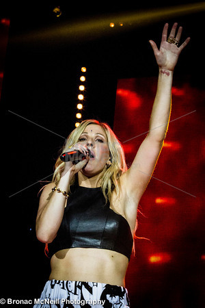 Capital Radio's Jingle Bell Ball 2013, photographer Bronac McNei