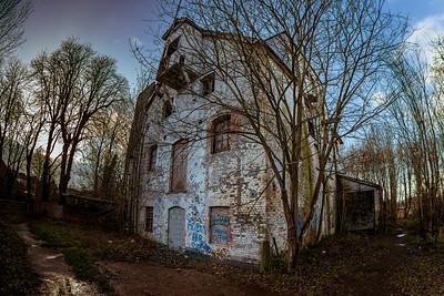 Old Flour Mill, Horsebridge, Sussex