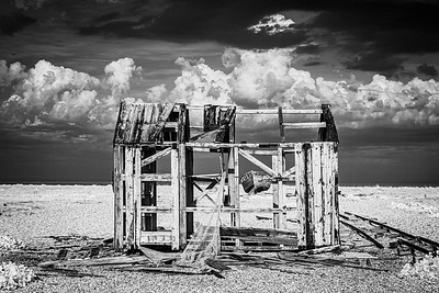 Fisherman's hut, Dungeness