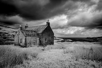 Abandoned Croft, Eriskay