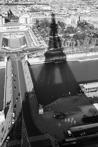 Eiffel Shadow