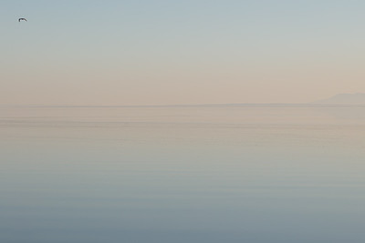 Tranquility Base. Salton Sea, California