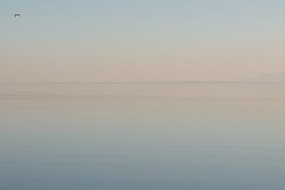 Tranquility Base. Salton Sea, California