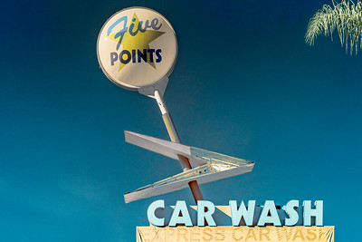 Five Points Car Wash