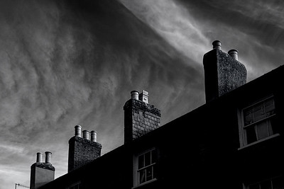 Chimneys and Clouds