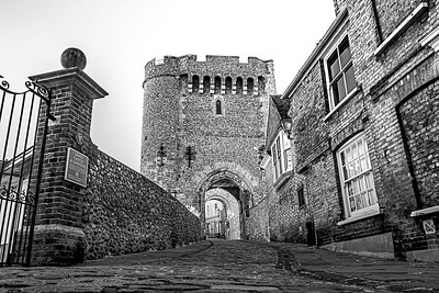 Barbican Gate