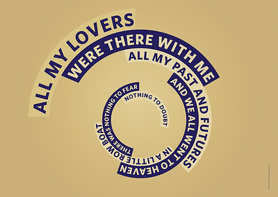 All my lovers…
