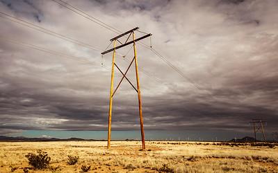 When Pylons Roamed The Earth