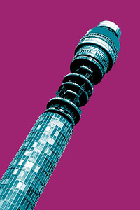Telecom Tower (Limited Edition of 25)