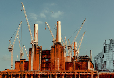 Battersea Power Station 3 (Limited Edition of 50)