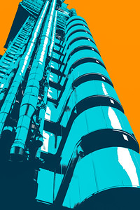 Lloyds Building (Limited Edition of 25)