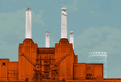 Battersea Power Station 2 (Limited Edition of 50)