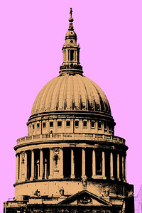 St. Paul's Cathedral 3 (Limited Edition of 25)