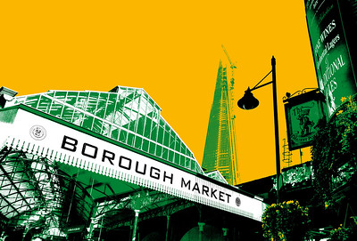 Borough Market (Limited Edition of 25)