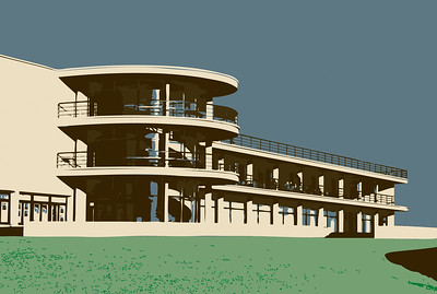 De La Warr Pavilion (Limited Edition of 25)