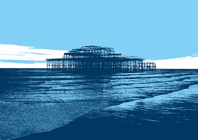 West Pier 2 (Limited Edition of 25)